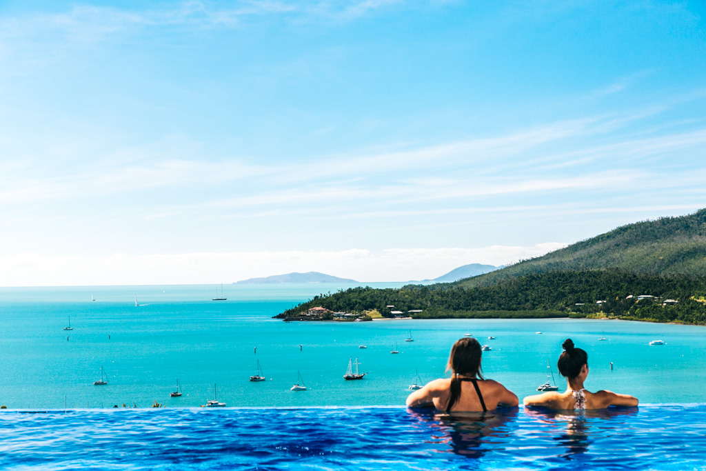 whitsundays infinity pool