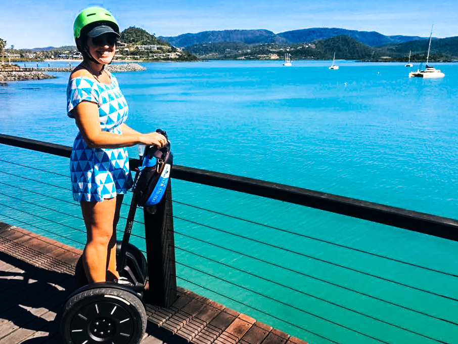whitsundays segway tour