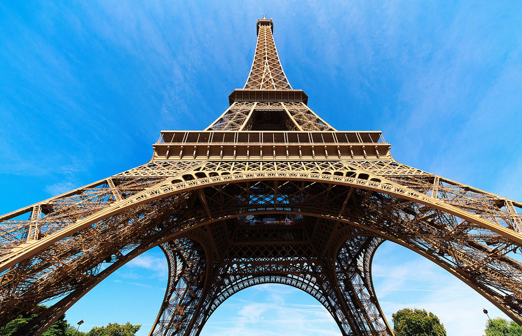 paris itinerary 4 days