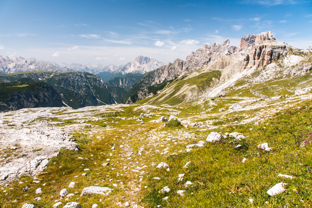 dolomites day hikes