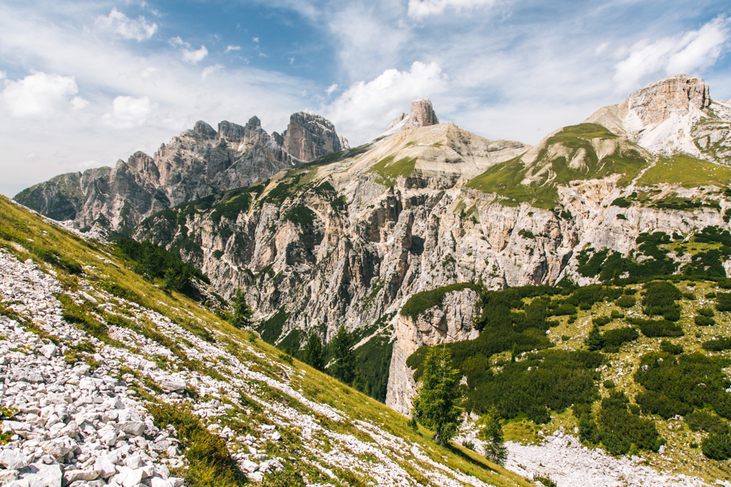 best hike in the dolomites