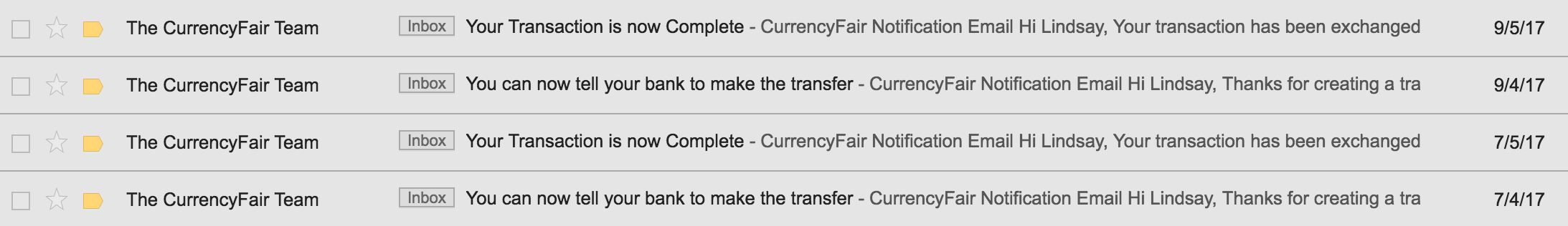 world money transfer