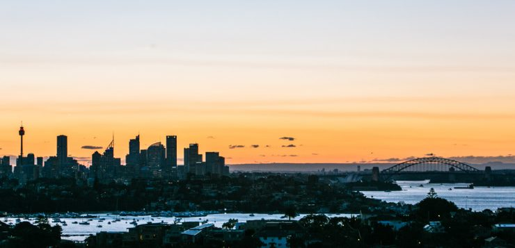 best view of sydney