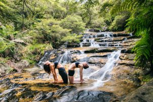 blue mountains yoga