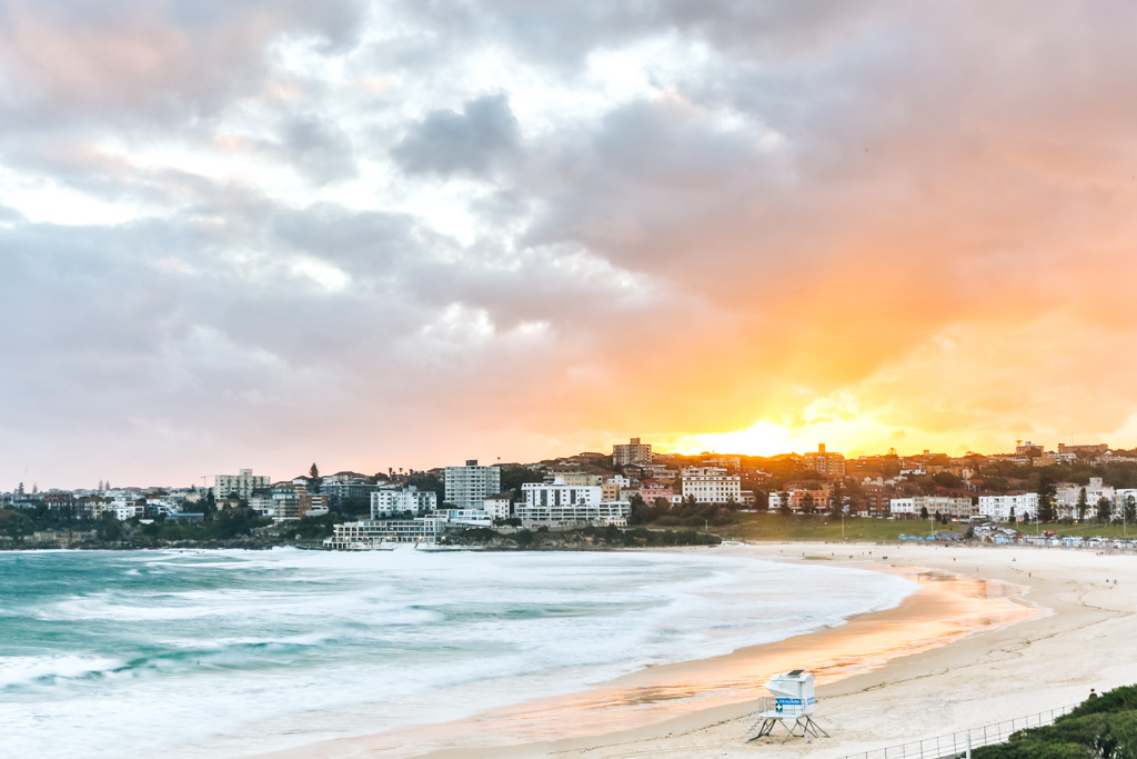 bondi travel blog