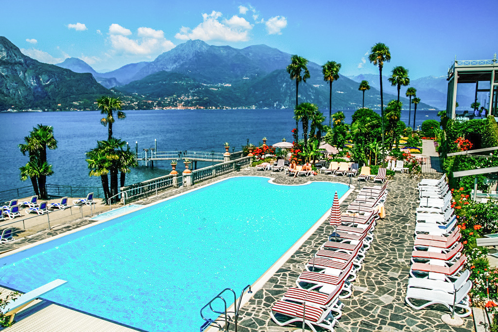 summer holiday in italy