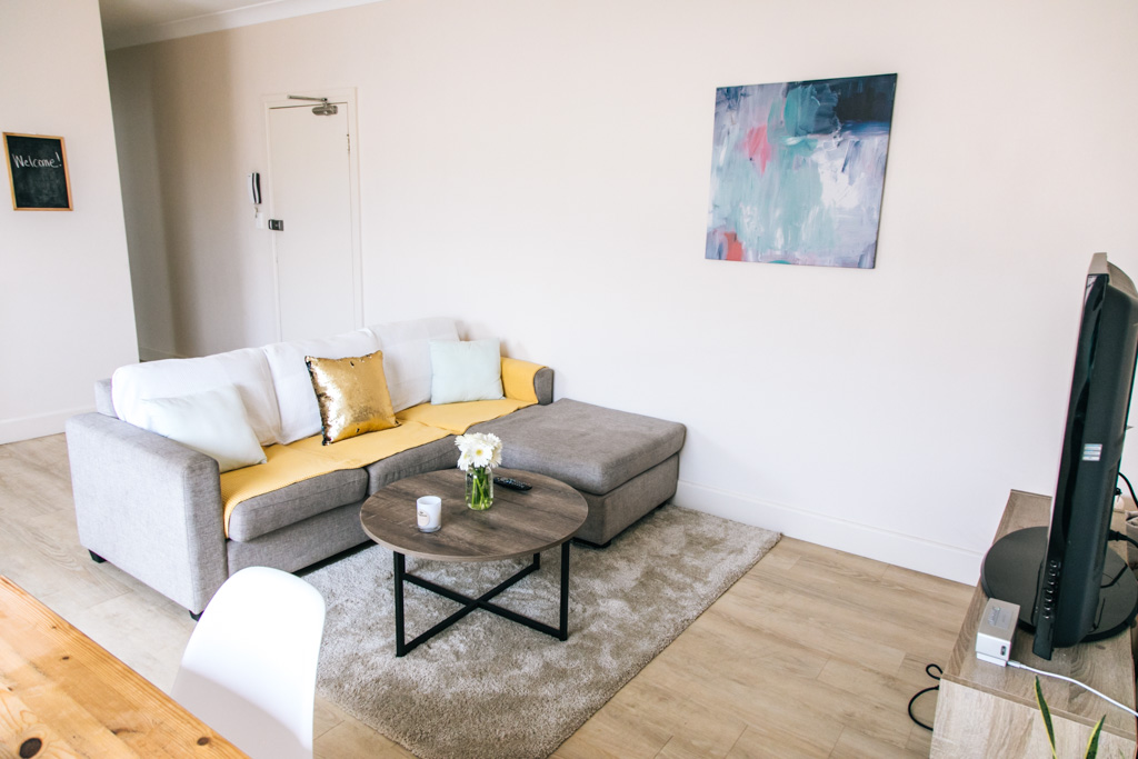 bondi beach apartment