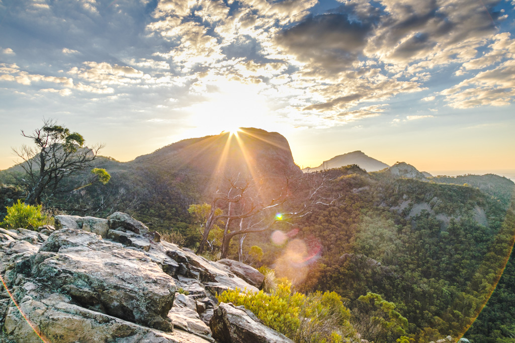 warrumbungles walks