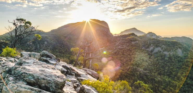 warrumbungle national park