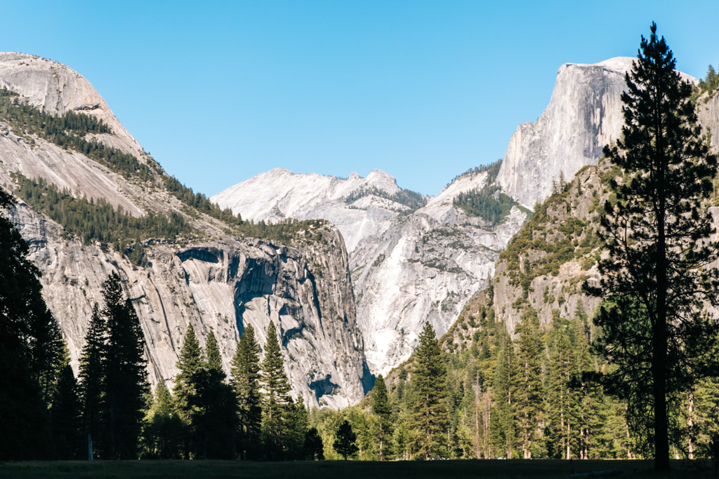 travel yosemite