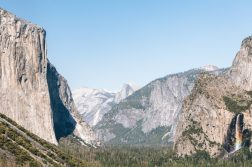 yosemite travel blog