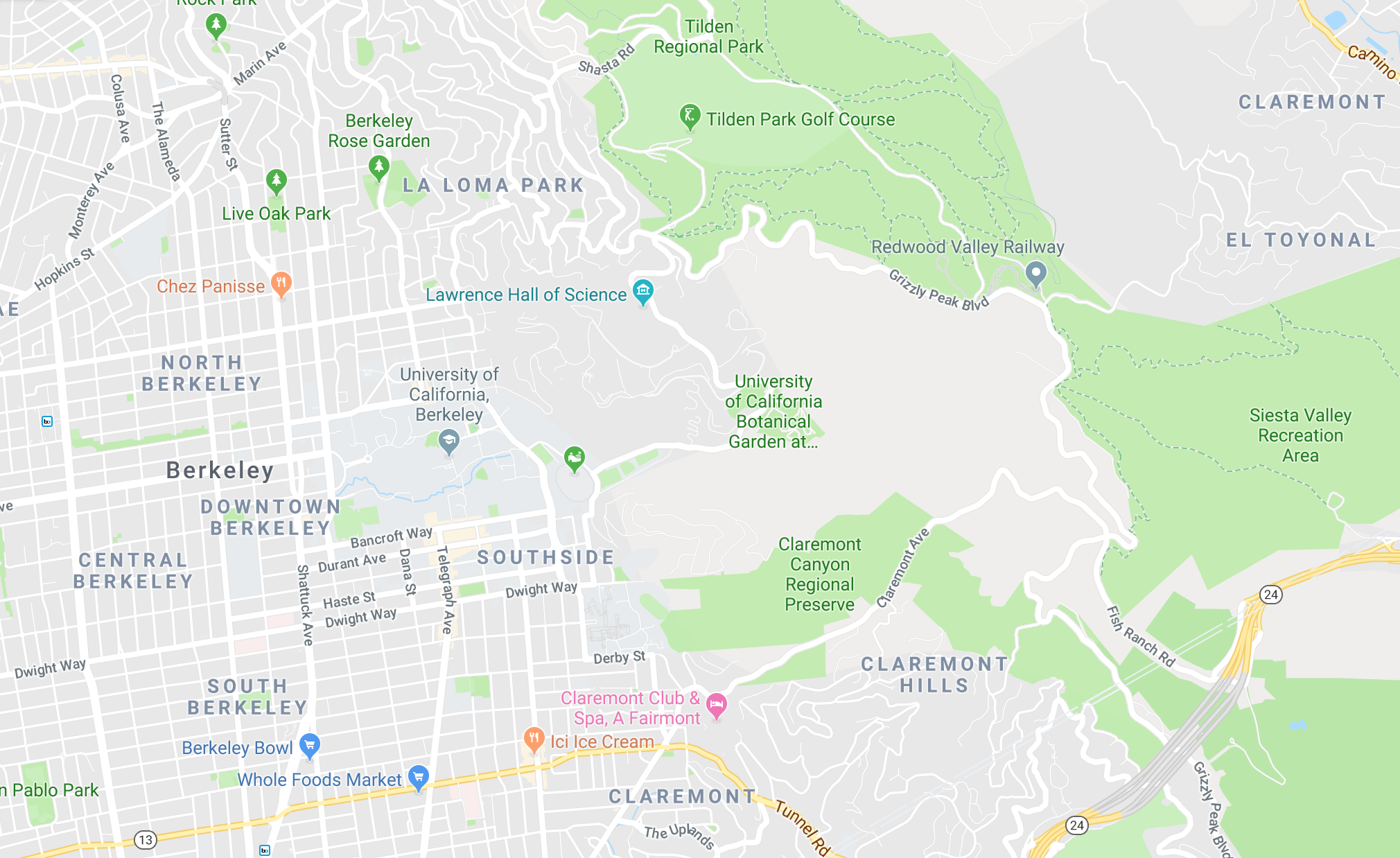 berkeley map