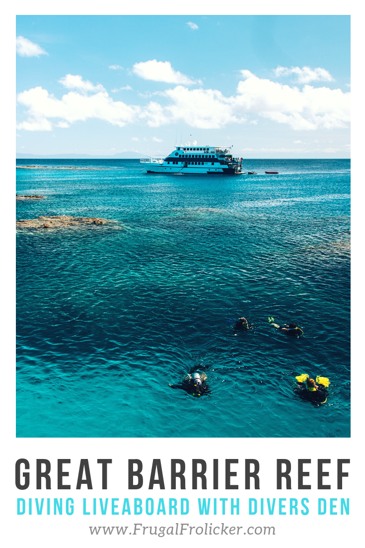 Great Barrier Reef Diving on a Liveaboard