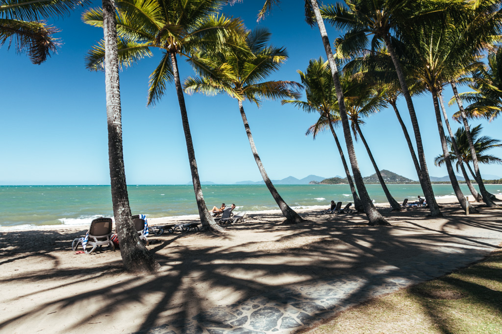 beaches near cairns