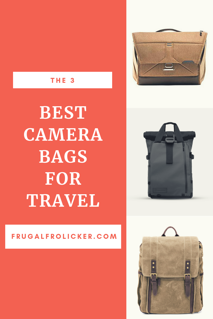 Best Camera Bags For Travel Photography