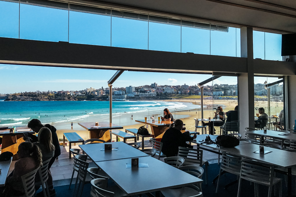 best cafes for working bondi
