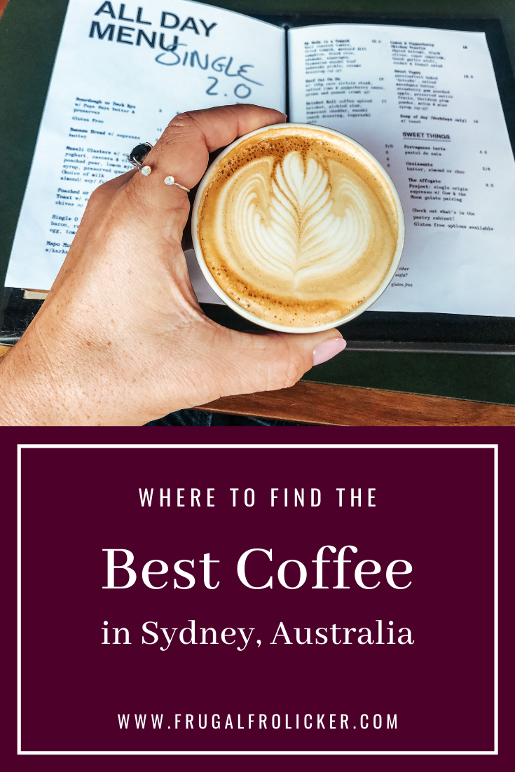 Best Coffee in Sydney: which coffee shop in Sydney is best?