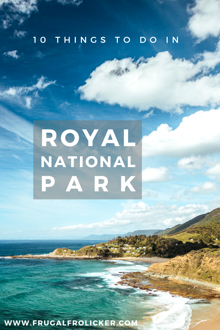 Royal National Park walks, beaches, and things to do