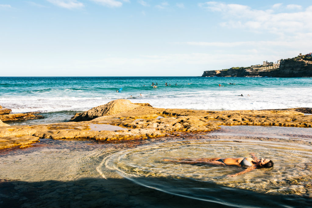 coastal walk bondi to coogee