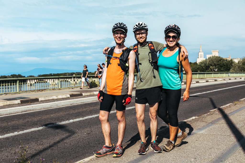 cycling provence