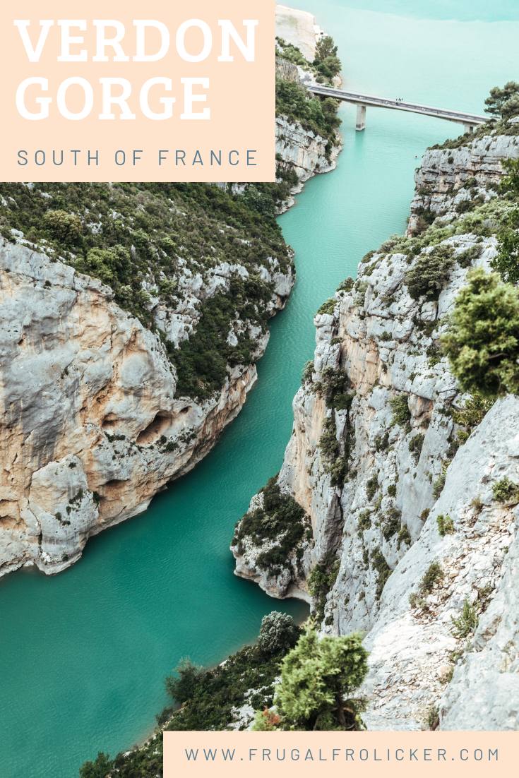 Gorges du Verdon - What to do at Verdon Gorge