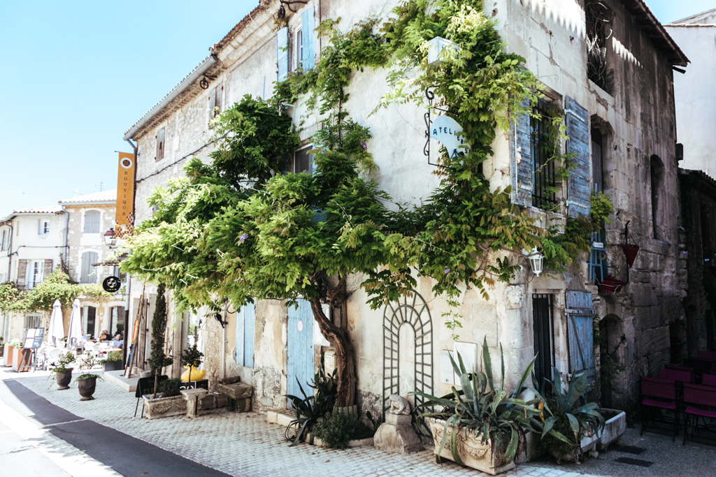 Towns in Provence