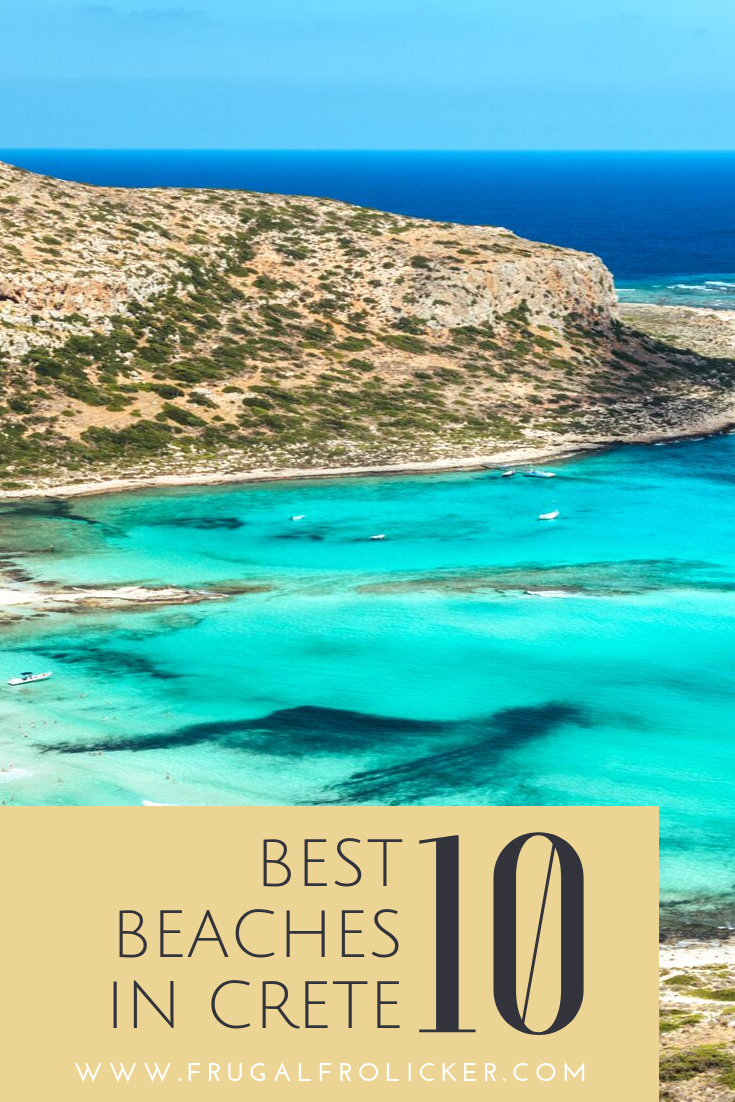 Best beaches in Crete: 12 Crete beaches to visit
