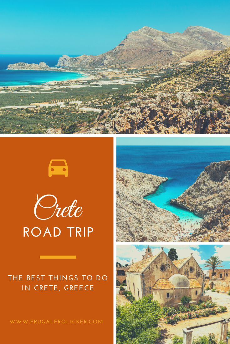 Things To Do In Crete: A 2 Week Crete Road Trip Itinerary