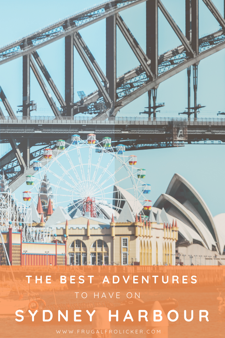 Things To Do in Sydney Harbour