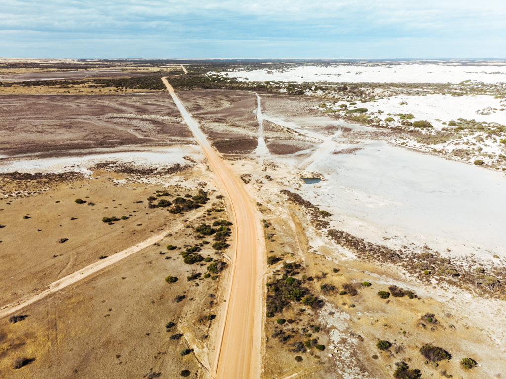eyre peninsula drone