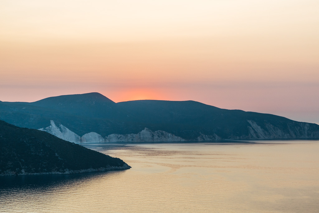 how to get to kefalonia