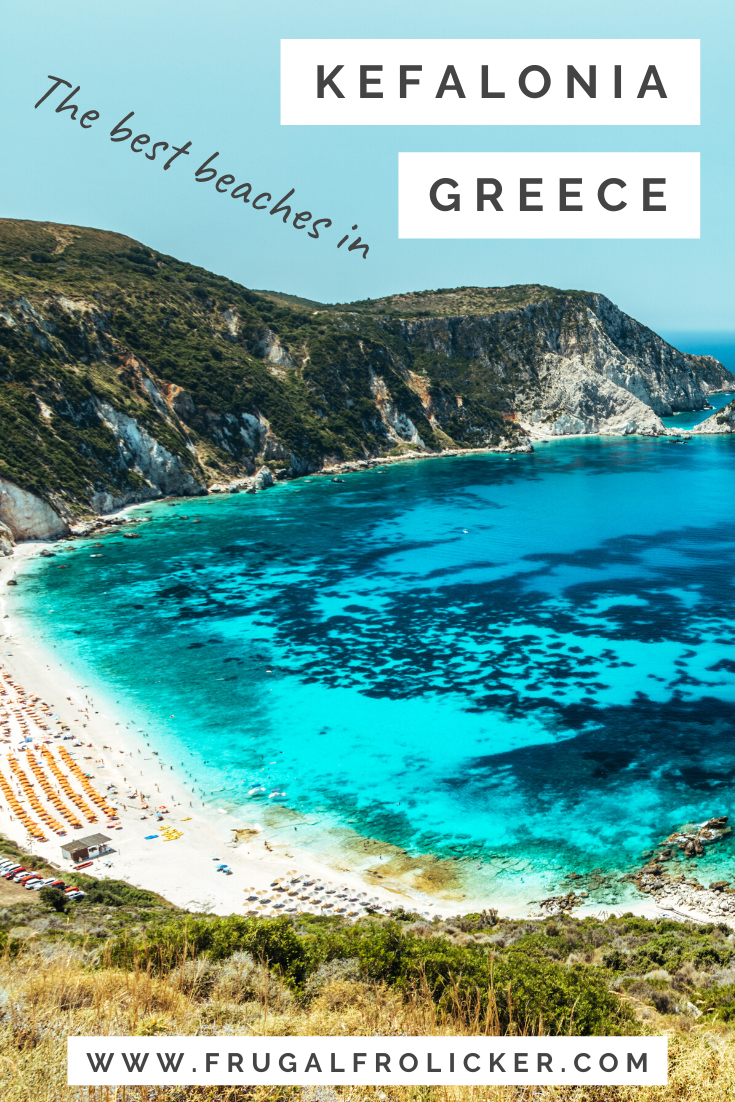 Best beaches in Kefalonia Greece