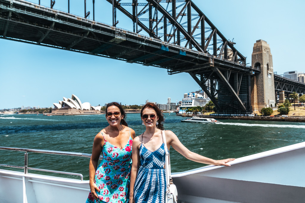sydney harbour boxing day cruise