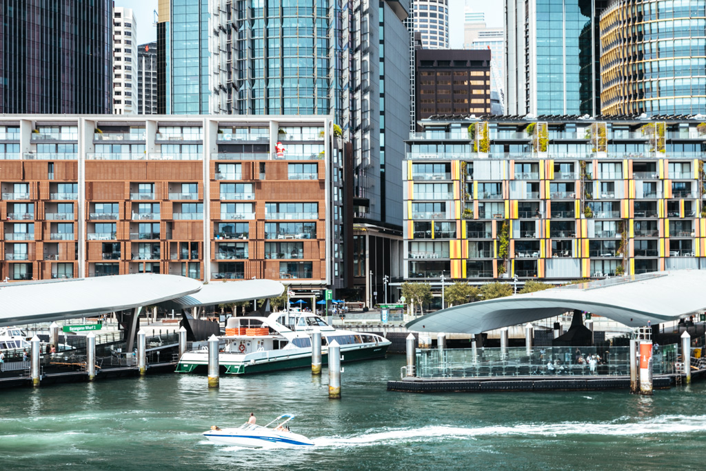darling harbour cruise