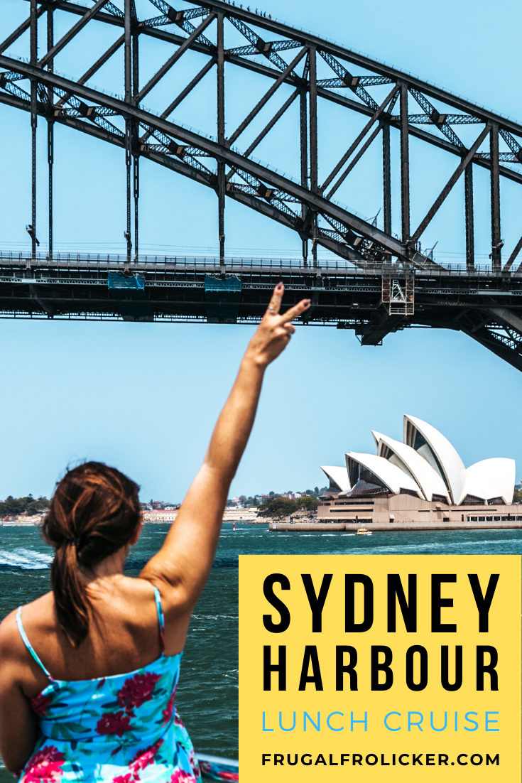 Sydney Harbour Cruise with Captain Cook Cruises