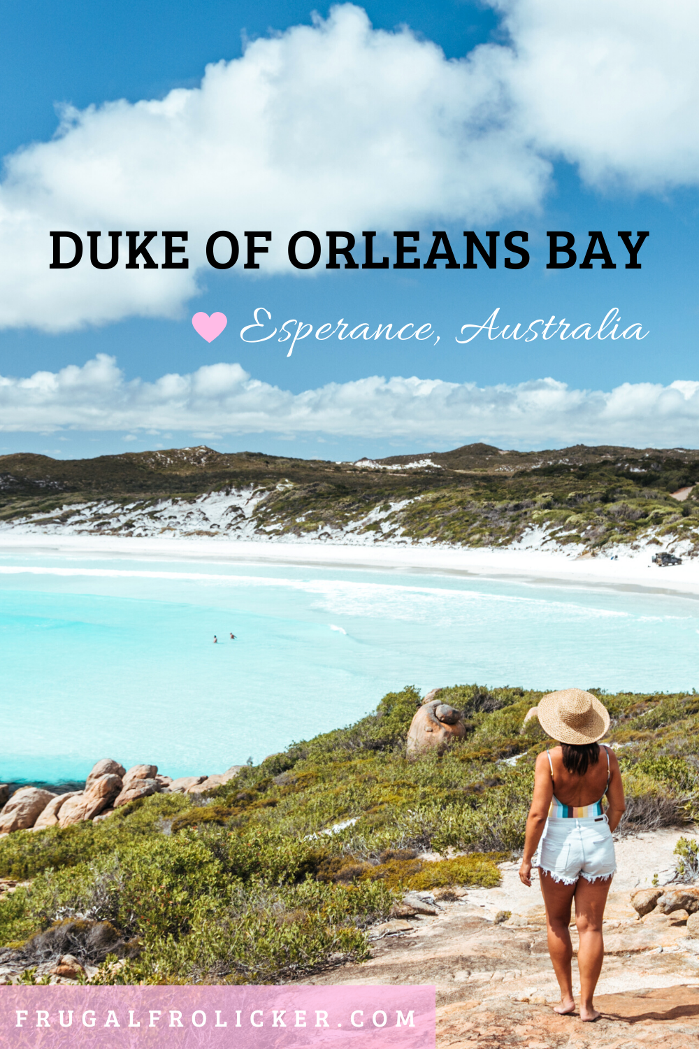 Duke of Orleans Bay, Esperance