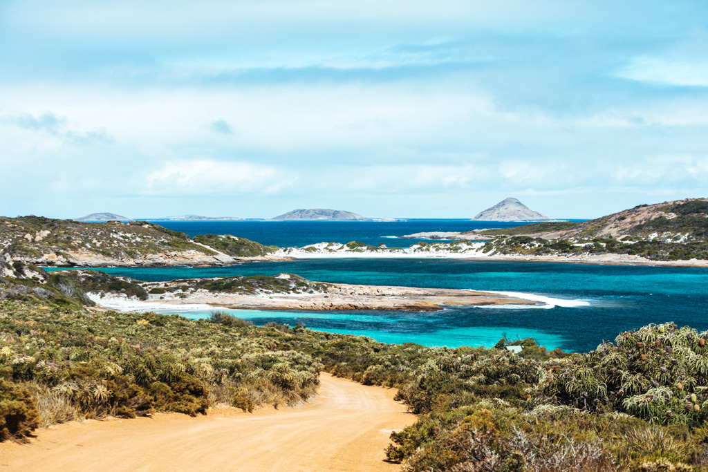 little wharton beach esperance