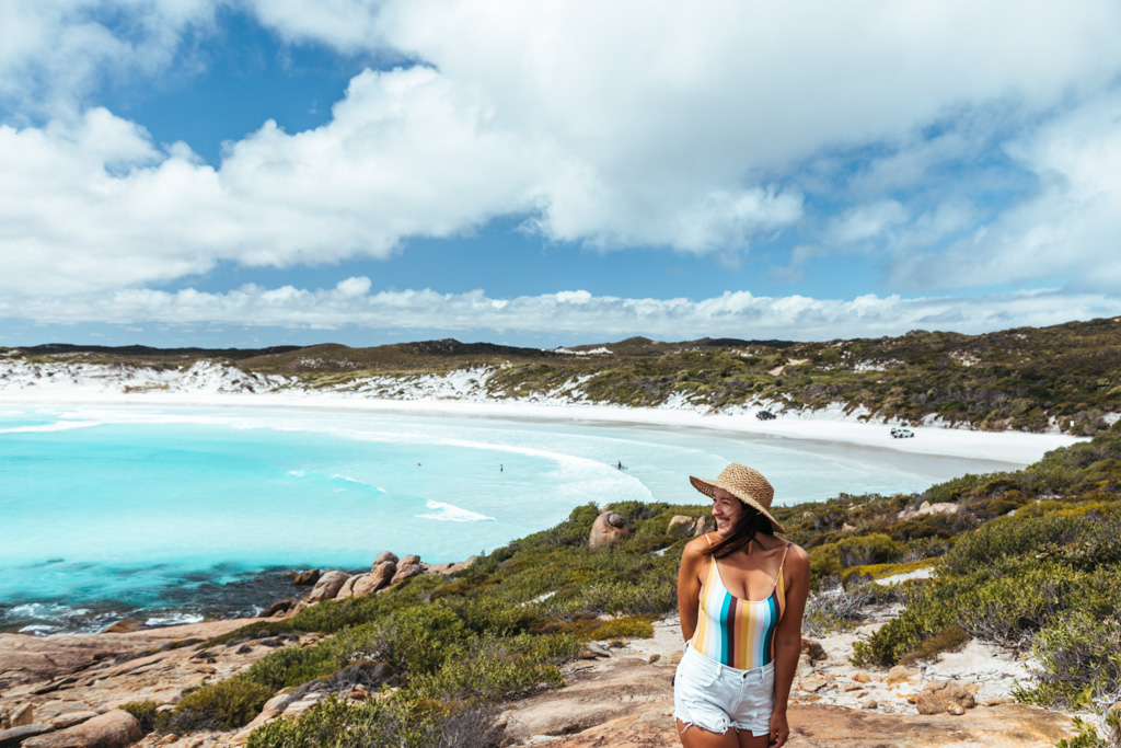beaches in esperance
