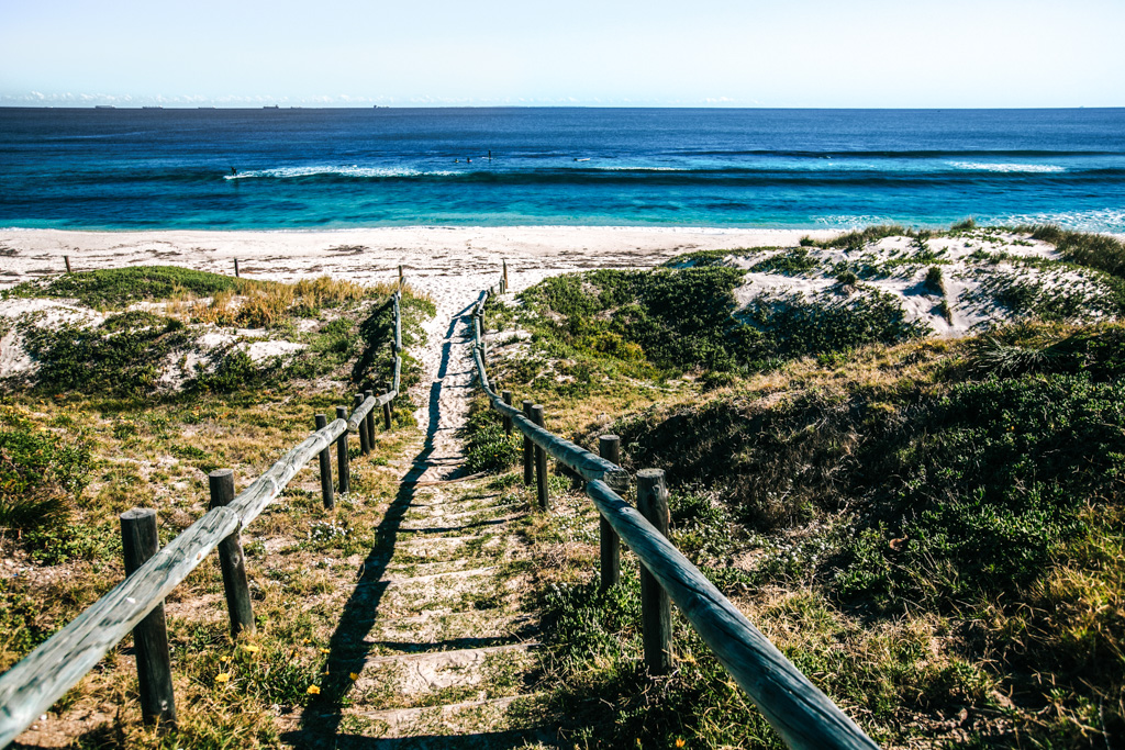 Best beaches in Western Australia