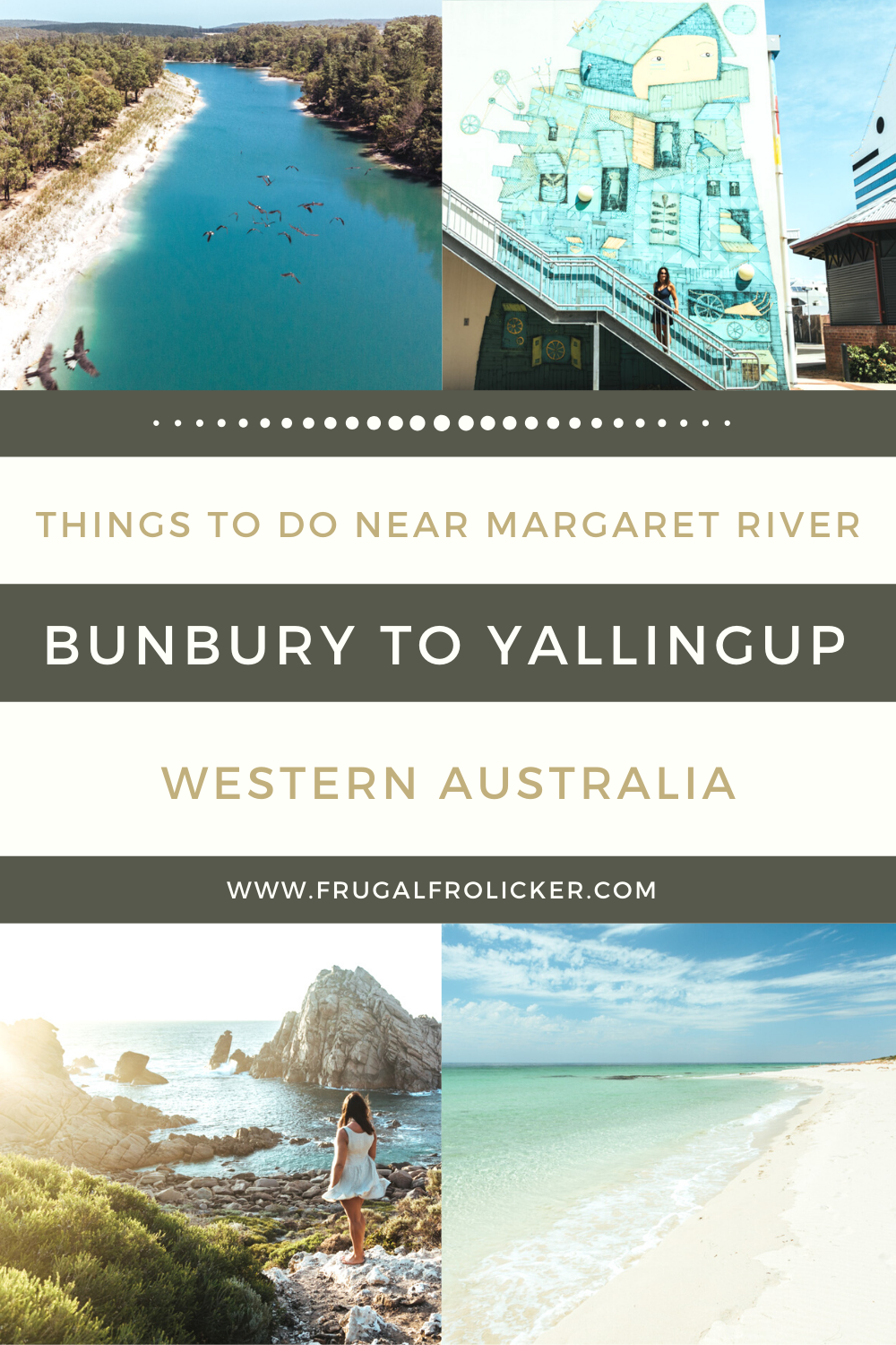 What to see from Bunbury to Margaret River, Western Australia