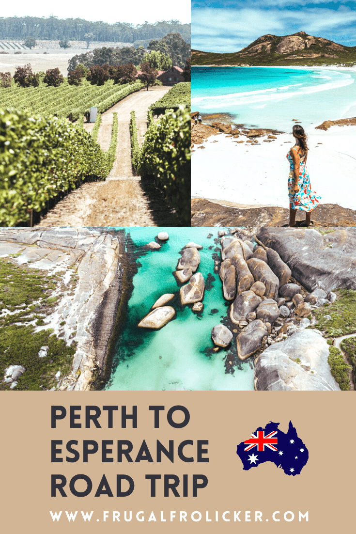 Perth to Esperance Road Trip: the ultimate itinerary