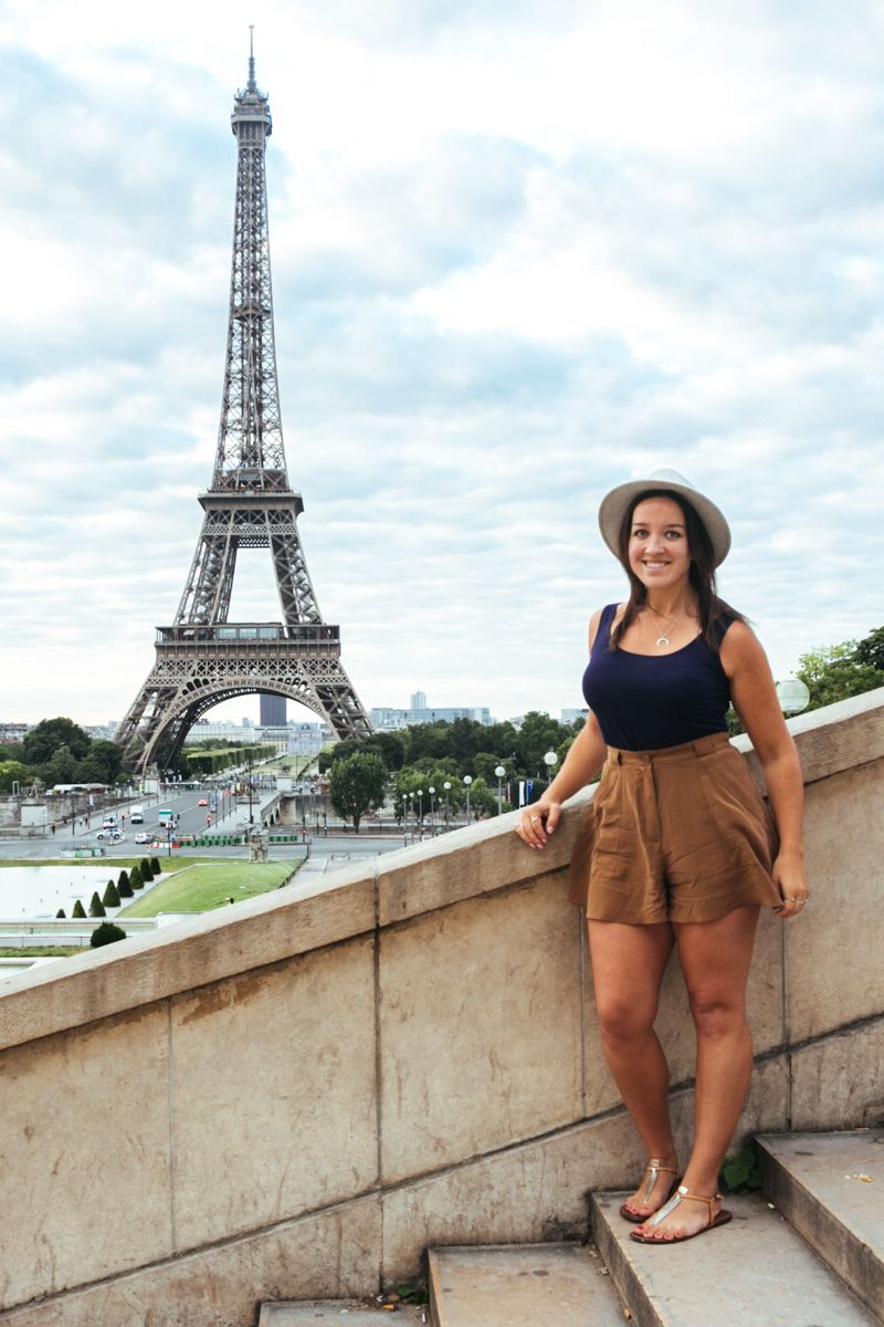 4 day itinerary in paris