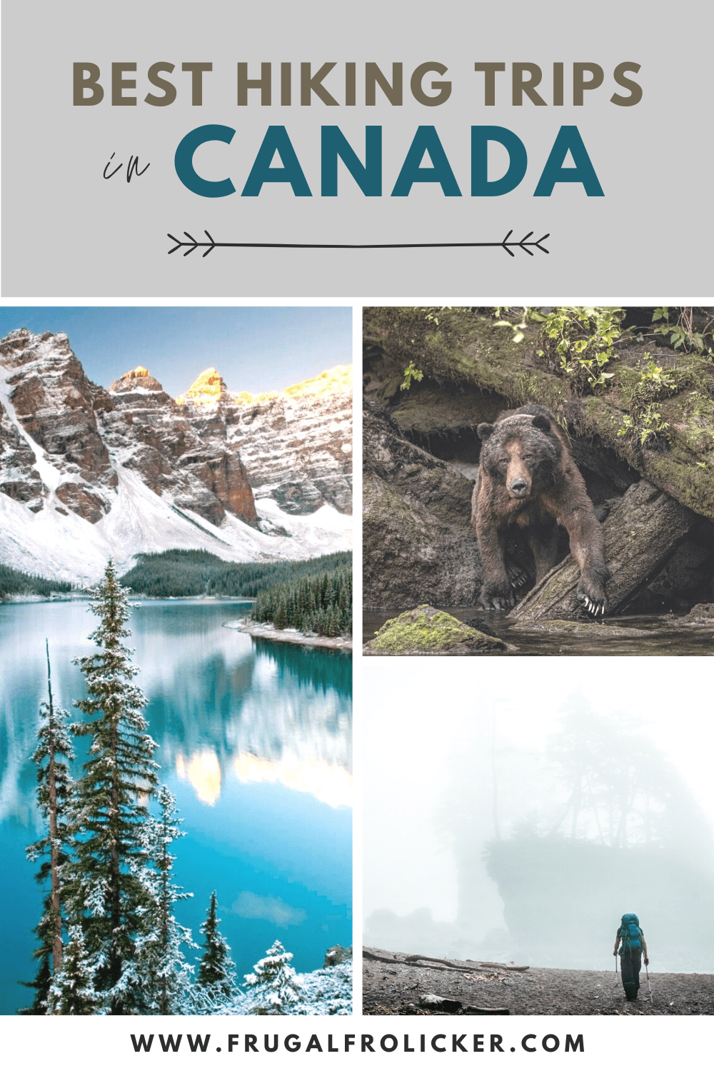 The Best Backpacking in Canada - Hiking Trips in Canada