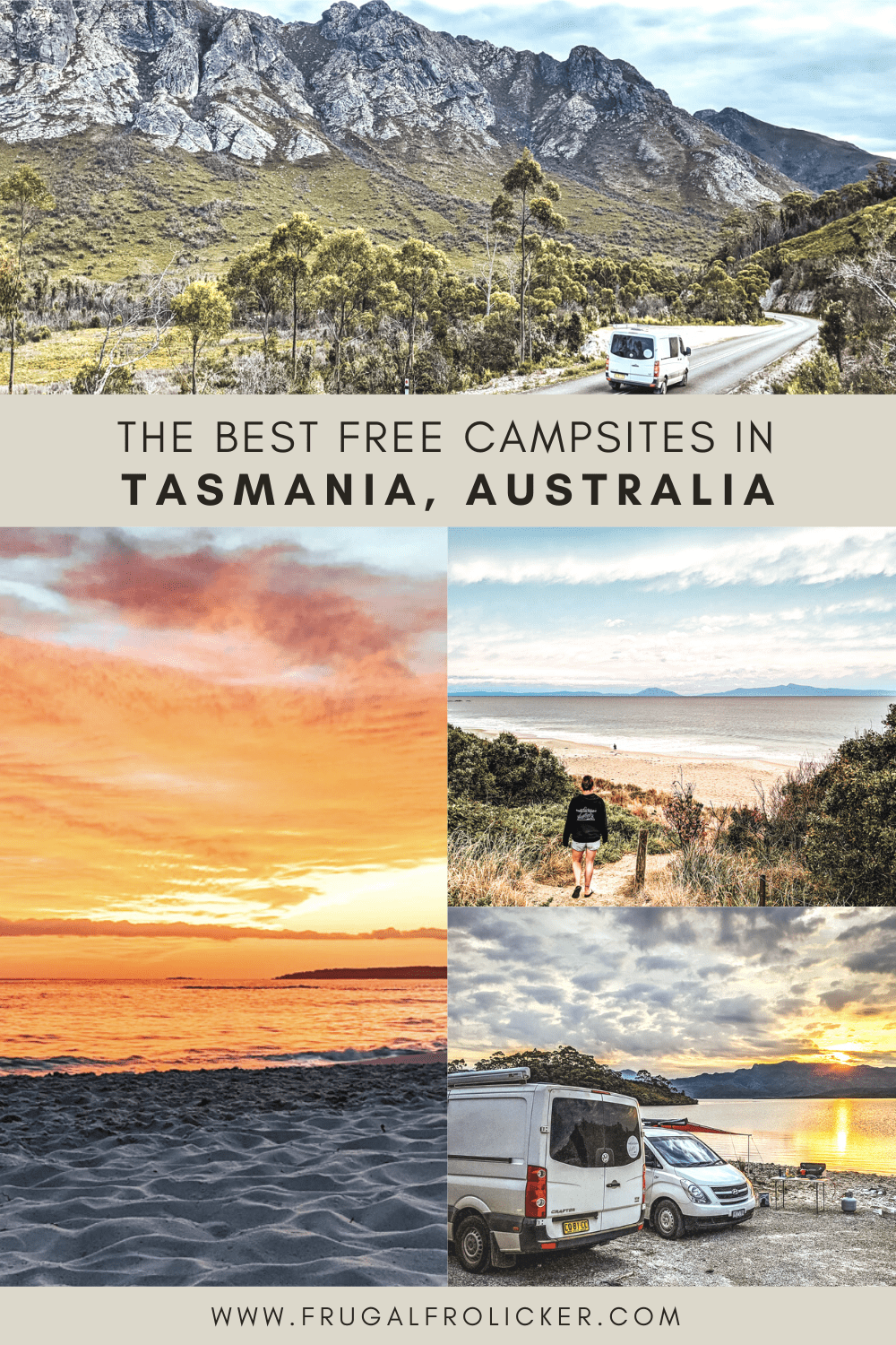 The Best Free Camping in Tasmania