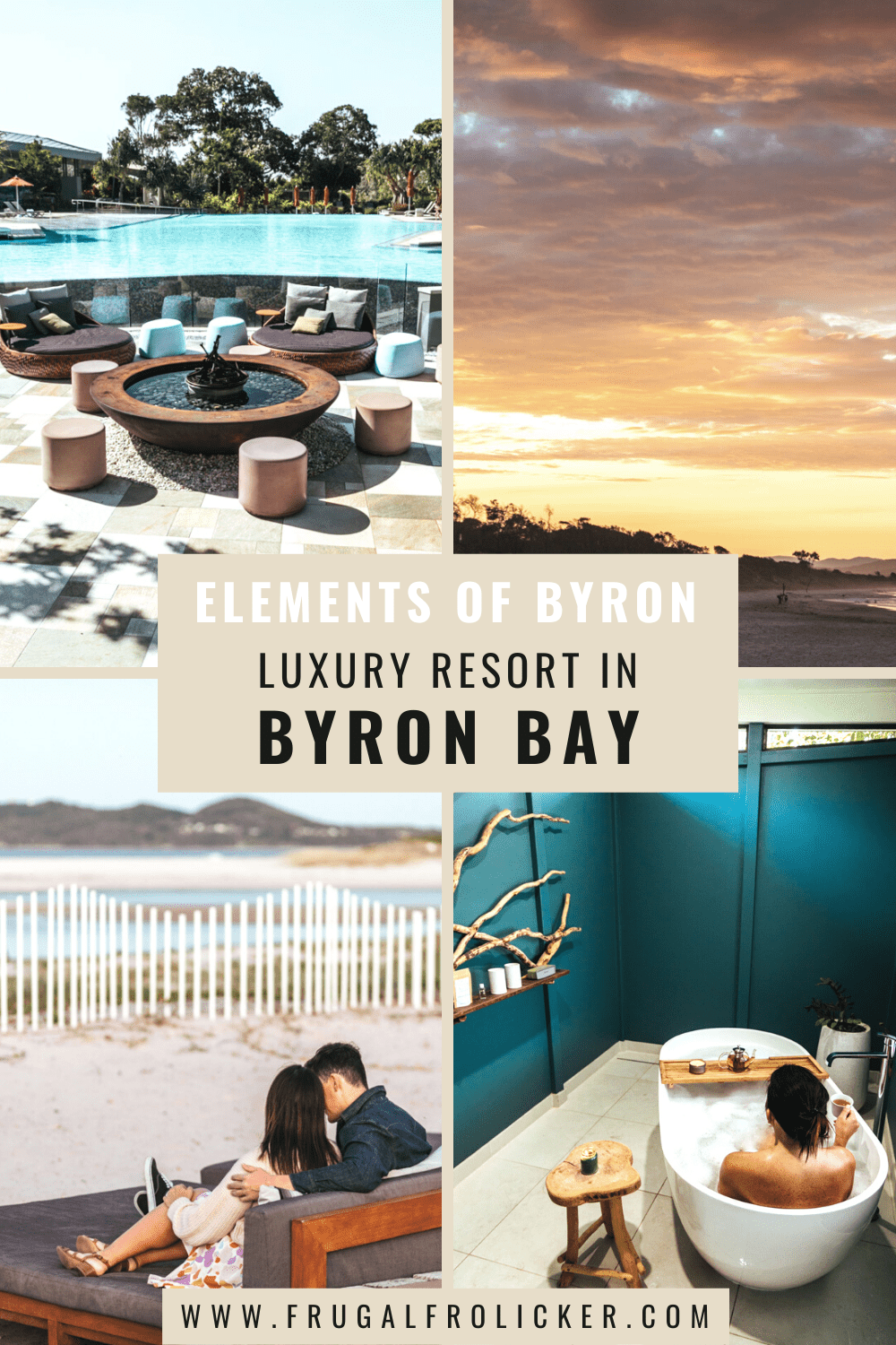 Elements of Byron Bay: luxury hotel review