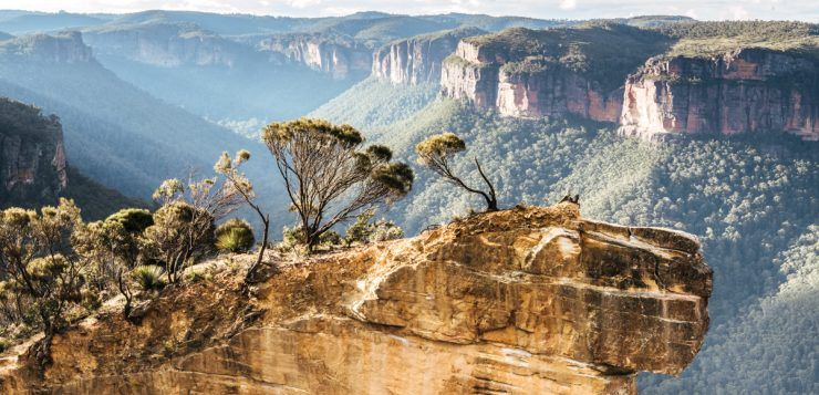 blue mountains lookouts