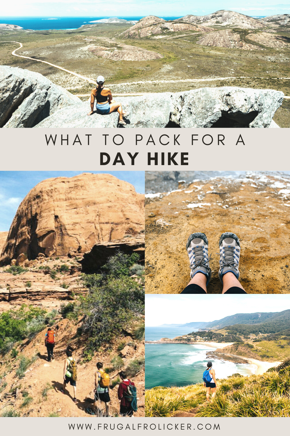 Packing For A Day Hike | Your Day Hike Packing List