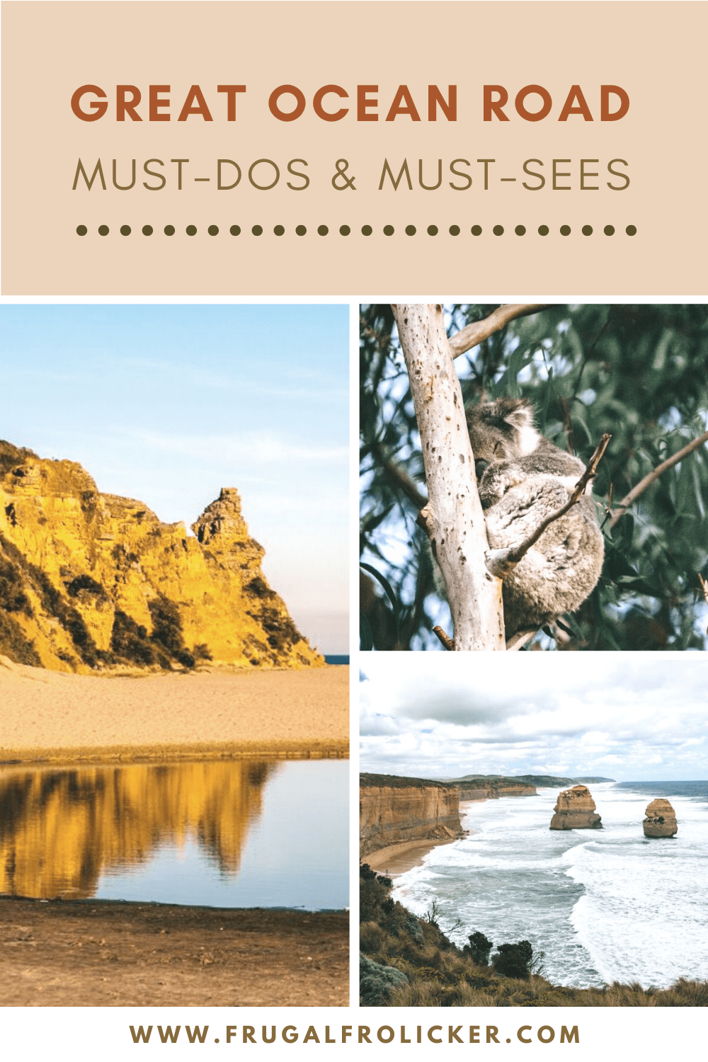Great Ocean Road Trip Highlights