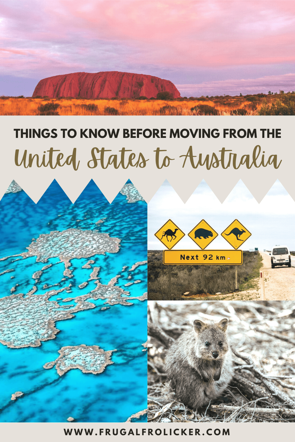 Things to know before moving from USA to Australia