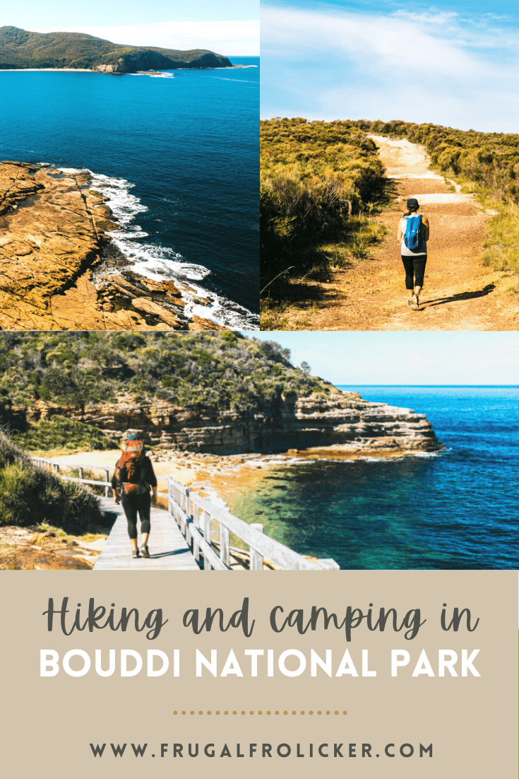 Bouddi National Park Hike